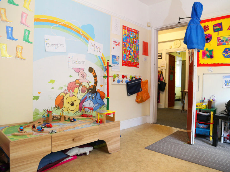 Coteswood House Pre-school and Day Nursery, classroom 2