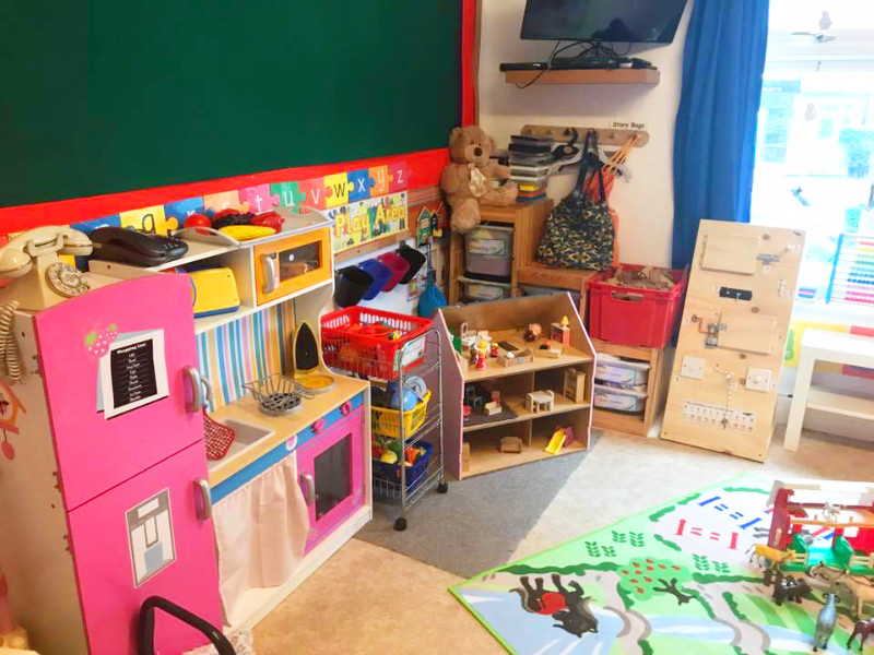 Coteswood House Pre-school and Day Nursery, classroom 3